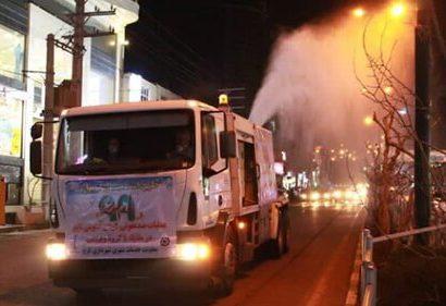 شهرداران ضدعفونی معابرشهری و سایل حمل و نقل عمومی را از سربگیرند
