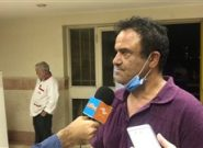 فیلم | اظهارات تند مربی بادران تهران بعد از تساوی جنجالی با گل ریحان البرز