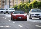 برخورد جدی پلیس با دور دور خودروها در کرج