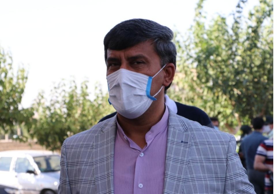 ۲۰ مورد آبگرفتگی در معابر شهری فردیس رخ داد