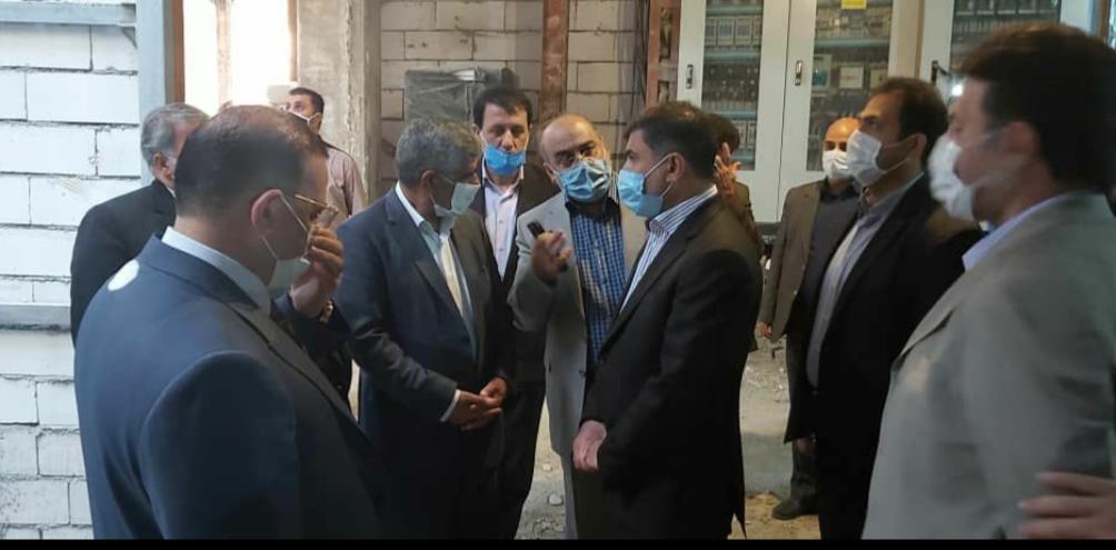 مشکلات بیمارستان خصوصی آرین شهرستان فردیس رفع میشود