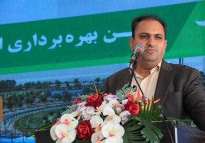 در نهمین هفته از شنبه های جهادی/تصفیه خانه مهرویلا افتتاح شد