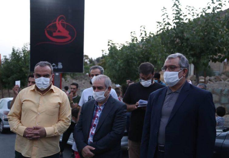 گزارش تصویری کارناوال شادی خودرویی سازمان فرهنگی ورزشی شهرداری کرج