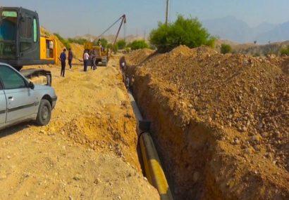 عملیات انتقال آب از کرج به فردیس آغاز شد