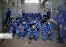 روزانه بیش از ۲ هزار زندانی در قزلحصار غربالگری می شوند